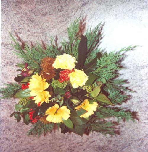 art floral photos des compositions florales entrelacage automne conseils en d coration florale. Black Bedroom Furniture Sets. Home Design Ideas