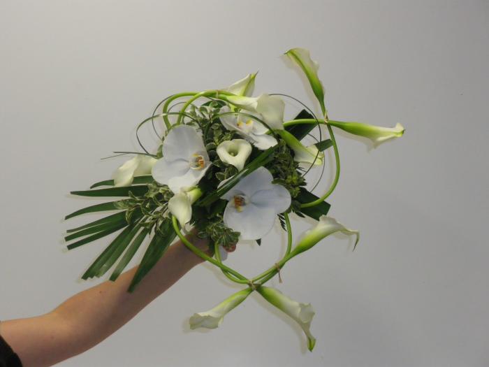 art floral photos des compositions florales trio de. Black Bedroom Furniture Sets. Home Design Ideas