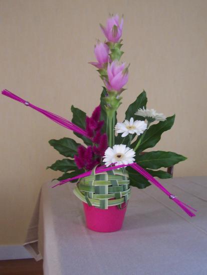 Art Floral Photos Des Compositions Florales Arbre De