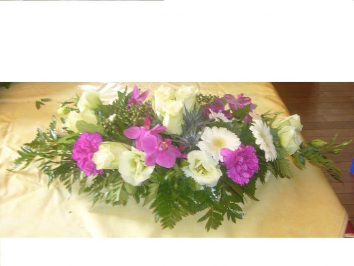 ... compositions florales Anniversaire Mariage - Conseils en décoration
